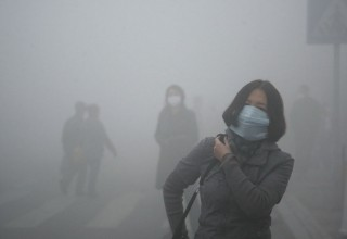Китай наказал более 2 тыс чиновников за саботаж природоохранной деятельности