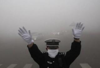 Китай вводит уголовную ответственность за подтасовку экологических сводок