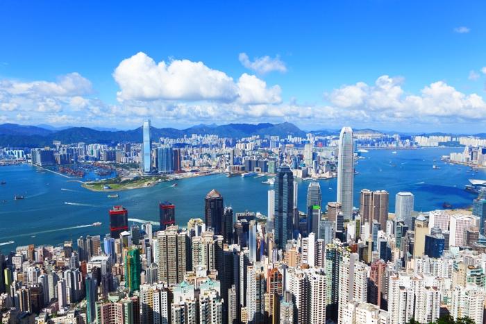 Гонконг банковский счет