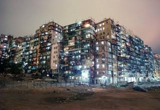 Как жил город-крепость Коулун. Фото из самого плотнонаселенного места в мире