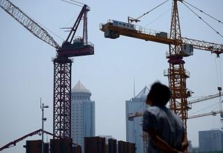 Китай: рынок недвижимости начал падать