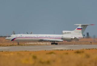 Китай выразил соболезнования в связи с катастрофой самолета Ту-154