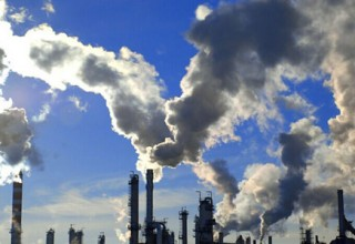 Китай вводит налог на загрязнение окружающей среды
