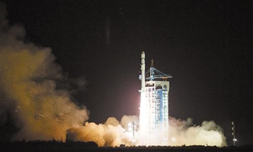 КНР запустил спутник для наблюдений завыбросами углекислого газа