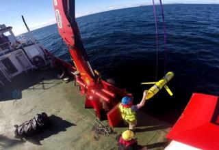 Китай вернул США задержанный ранее подводный аппарат