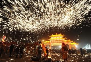 Праздничные нерабочие дни в Китае в 2017 году