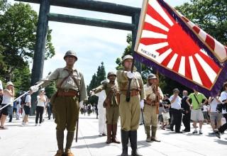 Китай перенес дату начала войны с Японией на 6 лет назад