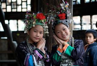 В китайской деревне добились гендерного баланса с помощью традиционной медицины