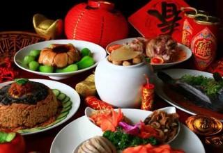 Новогоднее застолье в Китае: символы в еде