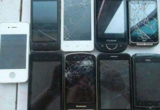 Китай не может избавиться от миллиарда старых смартфонов