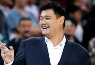 Яо Мин возглавил Китайскую баскетбольную ассоциацию