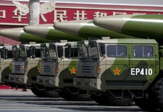 Китай планирует провести масштабный военный парад