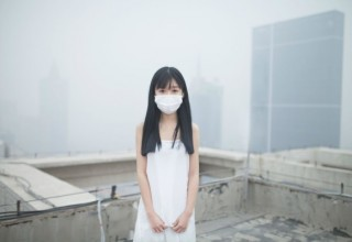 Смог помогает замедлить глобальное потепление, доказали китайские ученые
