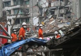 27 тыс. человек пострадали от землетрясения в КНР