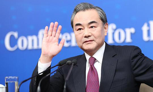 КНР навсе 100% уверен вотношениях сРоссией— руководитель МИД