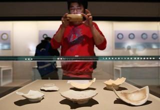 Коллекция музея Гугун пополнилась 55 тыс. артефактами