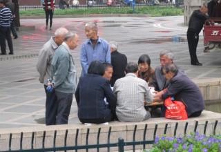 В Китае пропавший пенсионер нашелся через полгода в 400 км от дома