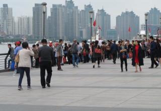 Жители Шанхая стали главными налогоплательщиками Китая