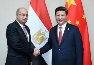 Китай налаживает беспошлинную торговлю с Африкой через Египет