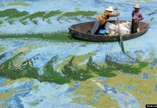 Ученые: ликвидация смога нанесет удар по водным ресурсам КНР