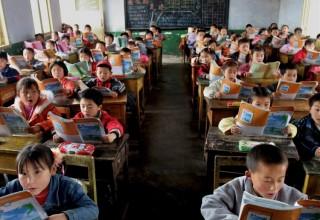 113 одноклассников. О проблеме переполненных школ в Китае