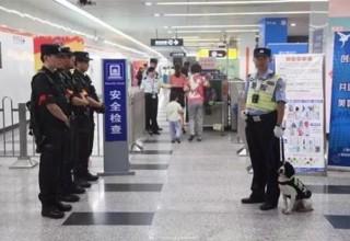 Шанхайское метро усилило меры безопасности после теракта в Петербурге