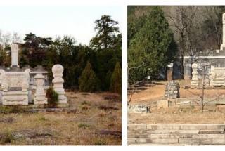 В Пекине разграбили объект мирового наследия: гробницы династии Мин