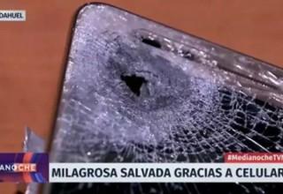 С функцией бронежилета: смартфоны Huawei доказали способность останавливать пули