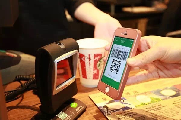 WeChat-Pay-QR-code-payments-phone-payments