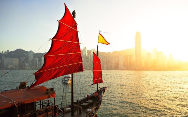 компания в Гонконге