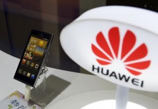 Huawei занял первое место на рынке смартфонов в Китае