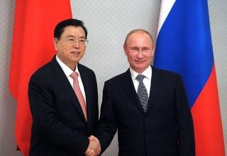 Путин подтвердил свой визит в Пекин по приглашению Си Цзиньпина