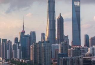 Шанхай защитил лидерство по уровню доходов в Китае