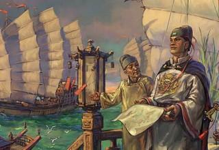 Медленные лодки и караваны: великие исследователи в истории Китая
