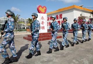 Китай разместил ракеты на спорных островах в Южно-Китайском море