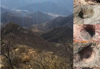 В Китае нашли древние углубления в скалах, напоминающие Солнечную систему