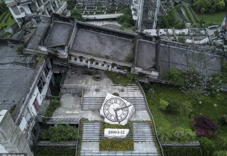 Китай вспоминает жертв самого разрушительного за последние 40 лет землетрясения