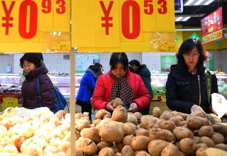 Еда будущего: Китай делает ставку на картофель