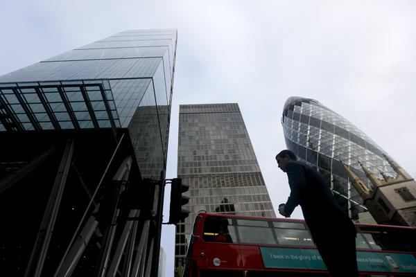 Самый высокий небоскреб Лондона продан китайской компании