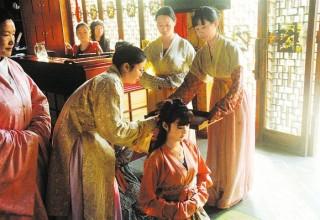 Как в древнем Китае проходила церемония совершеннолетия