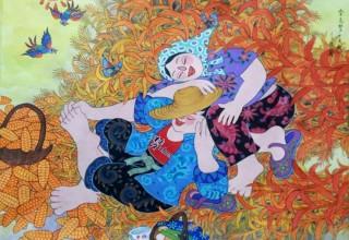 Выставка «крестьянских картин» откроется в Пекине