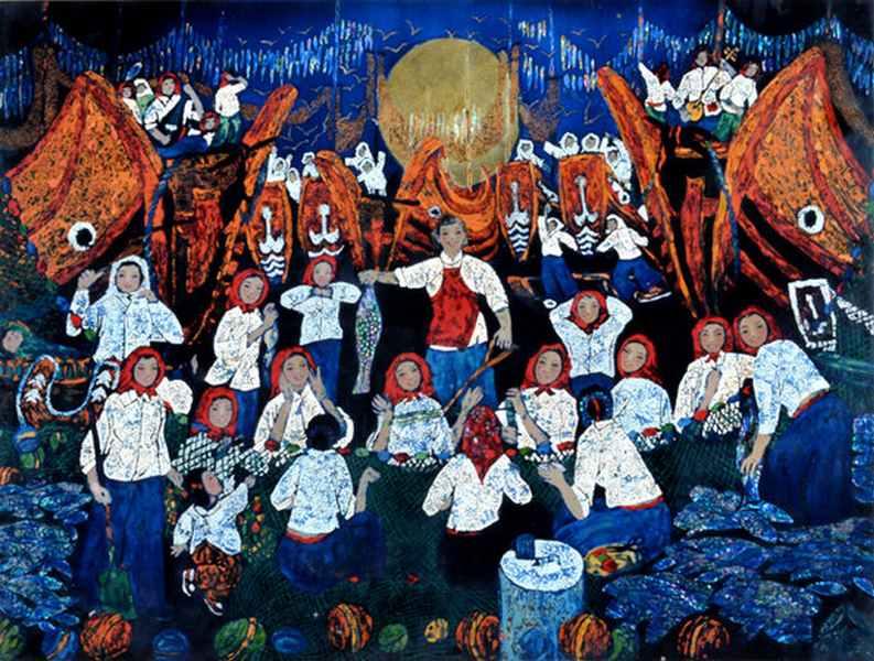 крестьянская живопись