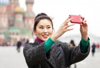 Количество китайских туристов в России выросло на 31%
