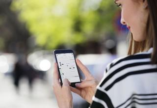 Китайский сервис вызова такси Didi стал доступен на английском языке