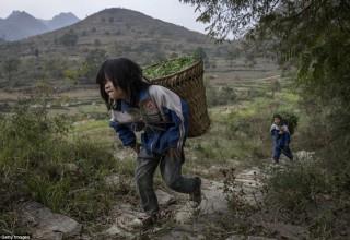 В Китае создали платформу для помощи брошенным детям