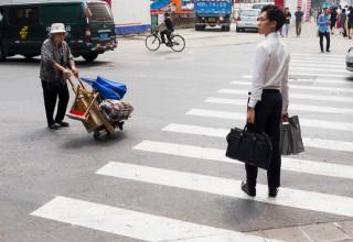 Китай опубликовал статистику смертельных ДТП на пешеходных переходах