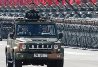 Си Цзиньпин посетил Гонконг в честь 20-летия его возвращения Китаю
