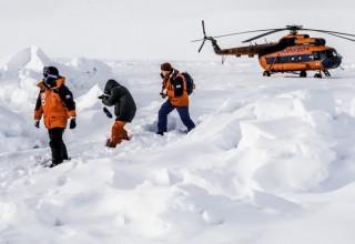 Русский гид о том, как богатые китайские туристы покоряют Северный полюс