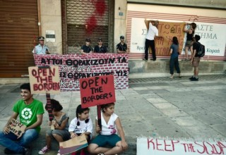 МИД КНР: Китай не откроет свои границы ближневосточным беженцам