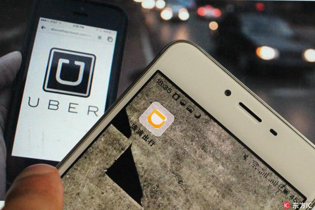 Didi Chuxing Uber